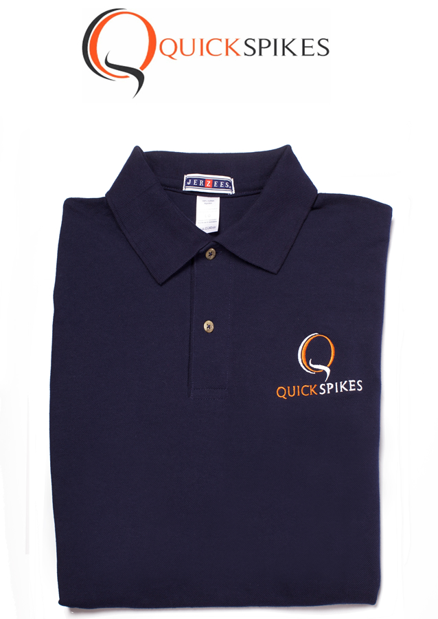 Polo (Navy Blue)