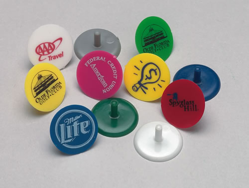Branded Ball Markers